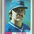 1982 Topps Baseball #639 Ken Kravec Cubs Pack Fresh