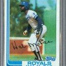 1982 Topps Baseball #625 Hal McRae Royals Pack Fresh