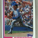 1982 Topps Baseball #609 Rick Sutcliffe Dodgers Pack Fresh
