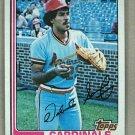 1982 Topps Baseball #604 Orlando Sanchez Cardinals Pack Fresh