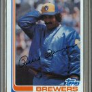1982 Topps Baseball #585 Rollie Fingers Brewers Pack Fresh
