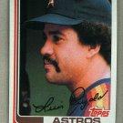 1982 Topps Baseball #582 Luis Pujols Astros Pack Fresh