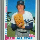 1982 Topps Baseball #557 Rich Gossage Yankees Pack Fresh