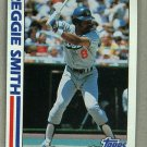 1982 Topps Baseball #546 Reggie Smith Dodgers Pack Fresh