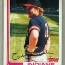 1982 Topps Baseball #532 Toby Harrah Indians Pack Fresh