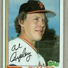 1982 Topps Baseball #529 Allen Ripley Giants Pack Fresh