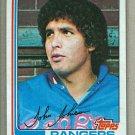 1982 Topps Baseball #527 John Henry Johnson Rangers Pack Fresh