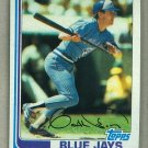 1982 Topps Baseball #518 Garth Iorg Blue Jays Pack Fresh