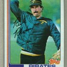 1982 Topps Baseball #513 Rick Rhoden Pirates Pack Fresh