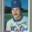 1982 Topps Baseball #478 Ray Searage Mets Pack Fresh