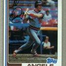 1982 Topps Baseball #469 Ed Ott Angels Pack Fresh