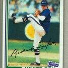 1982 Topps Baseball #461 Rich Dotson White Sox Pack Fresh