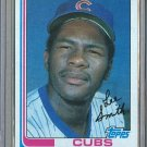 1982 Topps Baseball #452 Lee Smith RC Cubs Pack Fresh