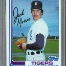 1982 Topps Baseball #450 Jack Morris Pack Fresh