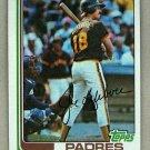 1982 Topps Baseball #434 Joe Lefebvre Padres Pack Fresh