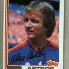 1982 Topps Baseball #433 Alan Ashby Astros Pack Fresh