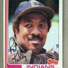 1982 Topps Baseball #417 Pat Kelly Indians Pack Fresh