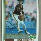 1982 Topps Baseball #407 Danny Boone Padres Pack Fresh
