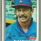 1982 Topps Baseball #402 Bill Stein Rangers Pack Fresh