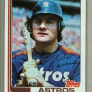 1982 Topps Baseball #377 Kiko Garcia Astros Pack Fresh