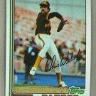 1982 Topps Baseball #376 Chris Welsh Padres Pack Fresh
