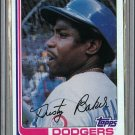 1982 Topps Baseball #375 Dusty Baker Dodgers Pack Fresh