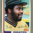1982 Topps Baseball #365 Bill Madlock Pirates Pack Fresh