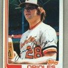 1982 Topps Baseball #359 Jim Dwyer Orioles Pack Fresh