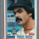 1982 Topps Baseball #355 Dwight Evans Red Sox Pack Fresh