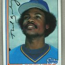 1982 Topps Baseball #350 Thad Bosley Brewers Pack Fresh