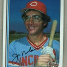 1982 Topps Baseball #327 Joe Nolan Reds Pack Fresh