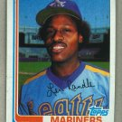 1982 Topps Baseball #312 Lenny Randle Mariners Pack Fresh