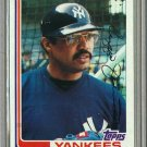 1982 Topps Baseball #300 Reggie Jackson Yankees Pack Fresh