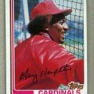 1982 Topps Baseball #288 Garry Templeton Cardinals Pack Fresh