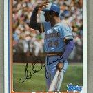 1982 Topps Baseball #280 Ben Oglivie Brewers Pack Fresh