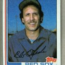 1982 Topps Baseball #274 Bob Ojeda Red Sox RC Pack Fresh