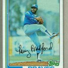1982 Topps Baseball #271 Larry Bradford Braves Pack Fresh
