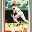 1982 Topps Baseball #265 Al Bumbry Orioles Pack Fresh