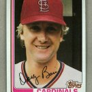 1982 Topps Baseball #262 Doug Bair Cardinals Pack Fresh