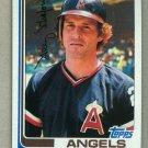 1982 Topps Baseball #257 Larry Harlow Angels Pack Fresh