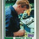 1982 Topps Baseball #237 Rusty Kuntz White Sox Pack Fresh
