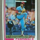 1982 Topps Baseball #236 John Martin RC Cardinals Pack Fresh