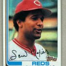 1982 Topps Baseball #228 Sam Mejias Reds Pack Fresh