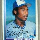 1982 Topps Baseball #223 Lloyd Moseby Blue Jays Pack Fresh