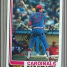 1982 Topps Baseball #210 Keith Hernandez Cardinals Pack Fresh