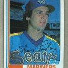 1982 Topps Baseball #197 Shane Rawley Mariners Pack Fresh
