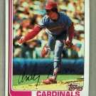 1982 Topps Baseball #135 Andy Rincon Cardinals Pack Fresh
