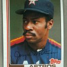 1982 Topps Baseball #119 Joe Pittman Astros Pack Fresh