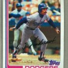 1982 Topps Baseball #114 Ken Landreaux Dodgers Pack Fresh