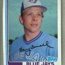 1982 Topps Baseball #99 Barry Bonnell Blue Jays Pack Fresh